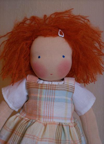 Вальдорфская кукла своими руками выкройки