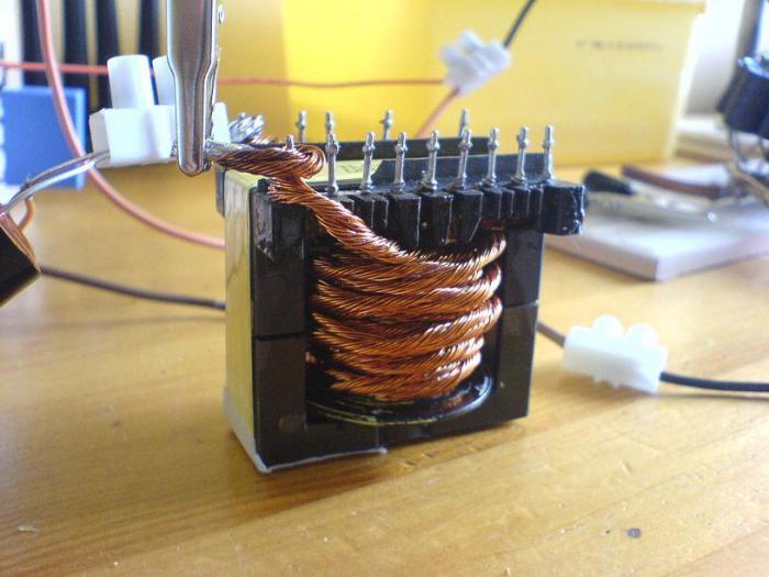 Самодельный индукционный нагреватель для воды
