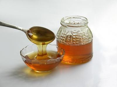 honey cough compress baby
