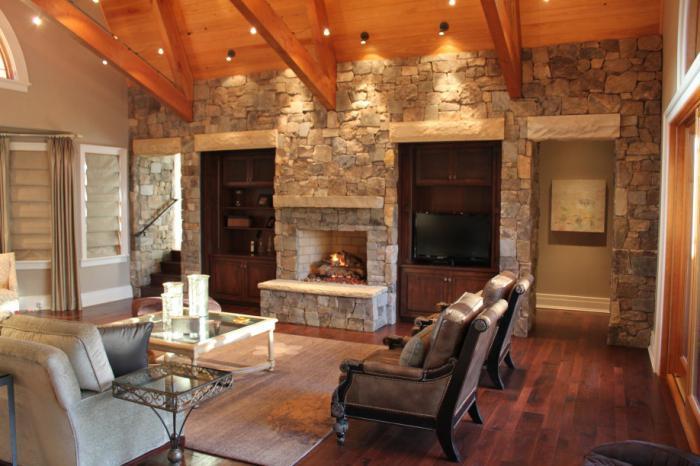 artificial stone for interior decoration