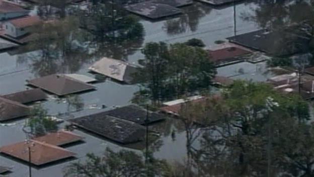 Hurricane Katrina in the USA