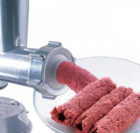 Как сделать насадку для колбасы на мясорубку