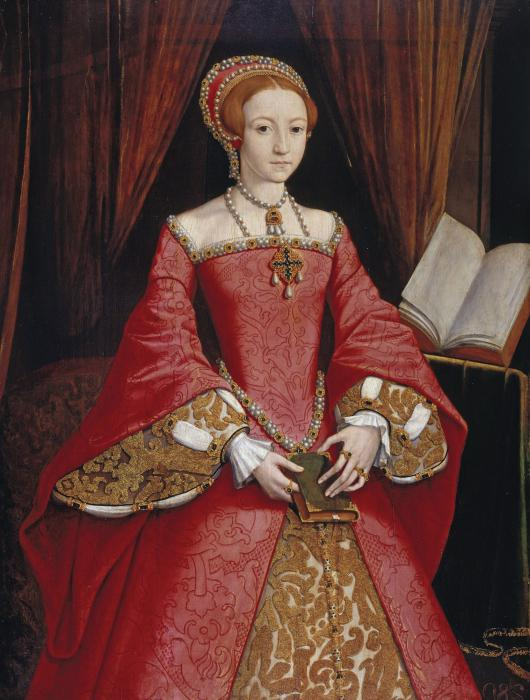 Queen Elizabeth of Great Britain