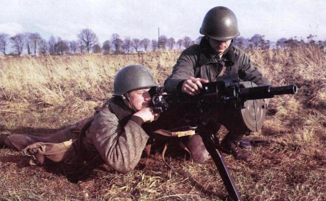 AGS 17 grenade launcher