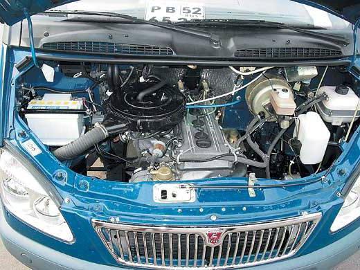 406 двигатель карбюратор