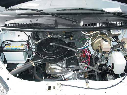 406 двигатель инжектор