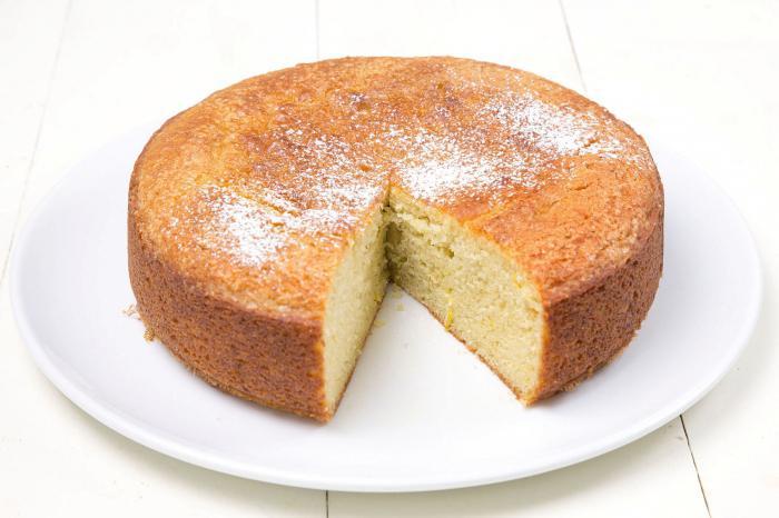 коржи для торта в мультиварке простой рецепт