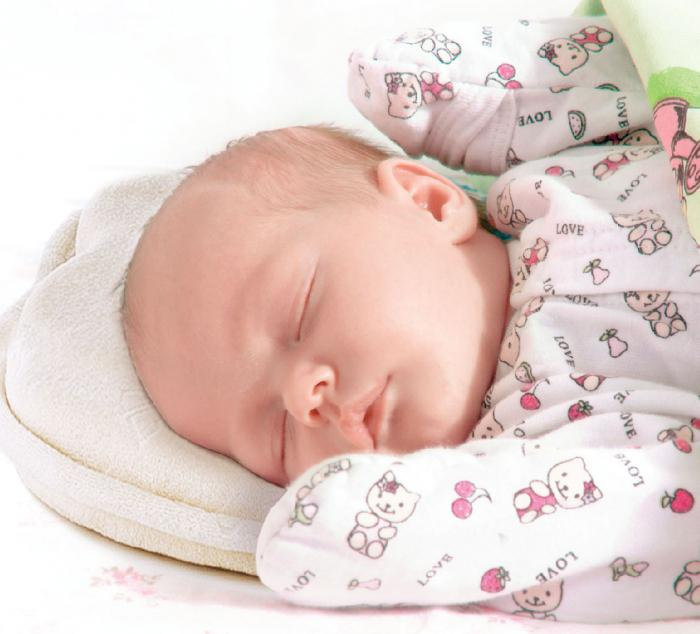 Ортопедическая подушка для новорожденных: отзывы и советы по выбору