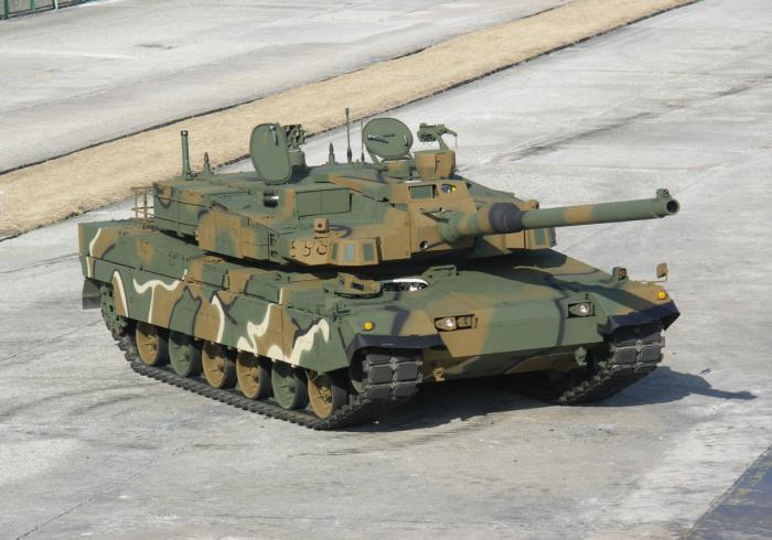 10 best tanks of the world