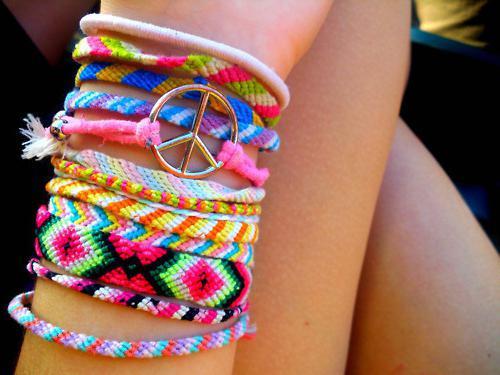 Плетение фенечки своими руками 16