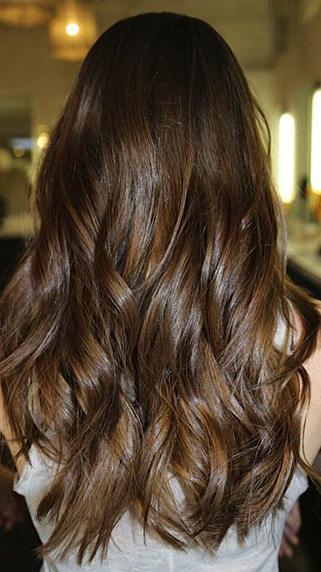 Цвет волос молочный шоколад отзывы фото до и после