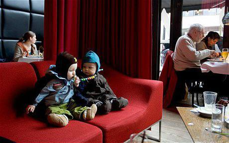 business plan children's cafe