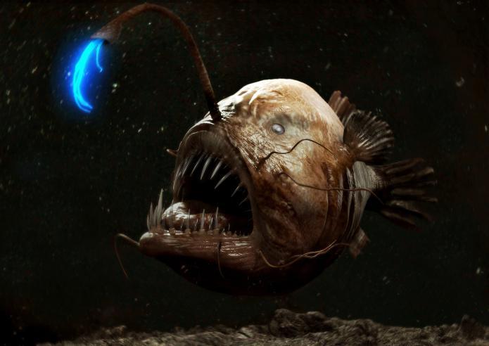 Порно на глубине океана
