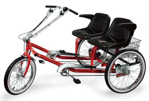 adult tricycle photo