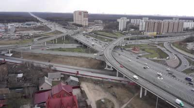 length of Moscow Ring Road - Moscow Ring