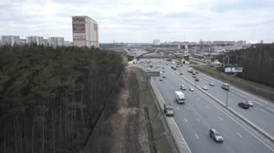 length of Moscow Ring Road - ring road