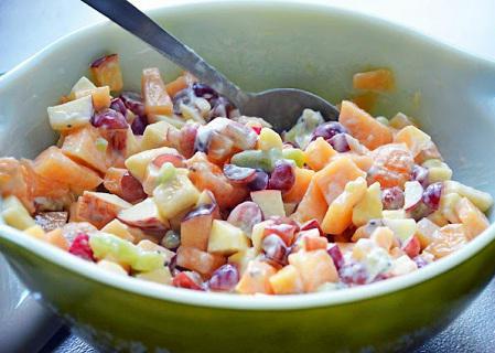 отзывы о рецепт о салатах