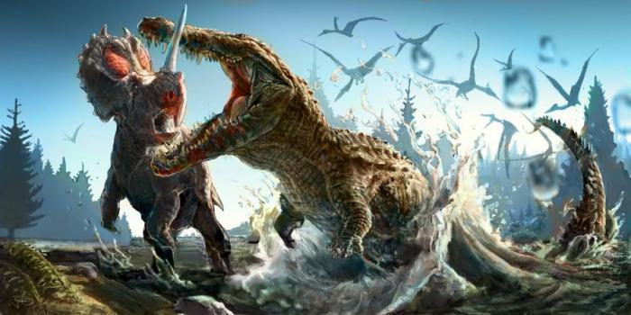 доисторические хищники