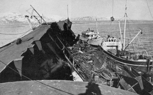 Battleship Tirpitz and Battleship Bismarck