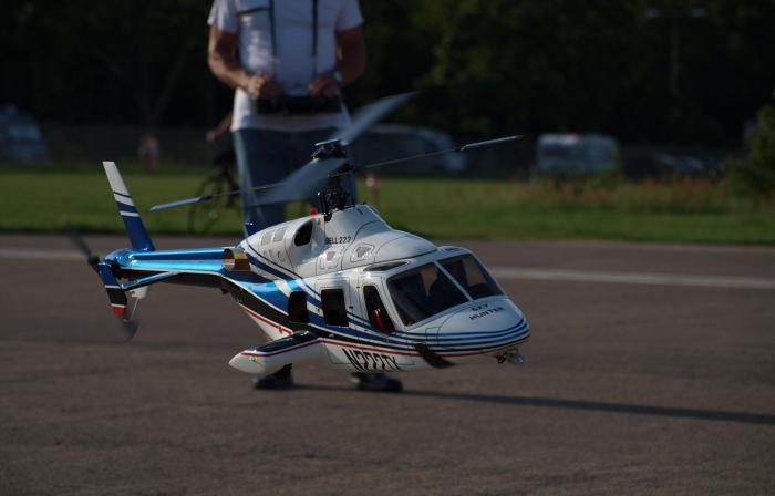 Вертолеты построенные своими руками