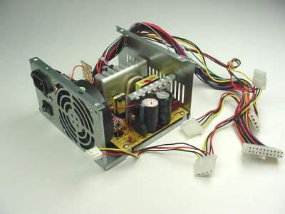how to check the computer power supply