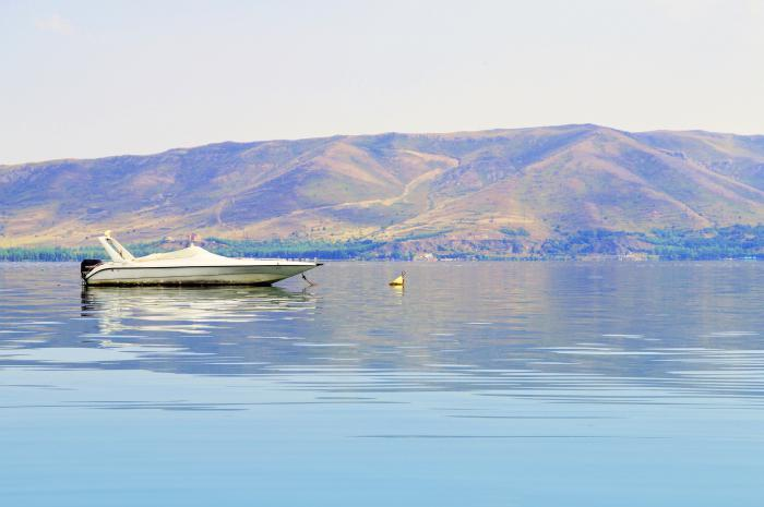Lake Sevan photo