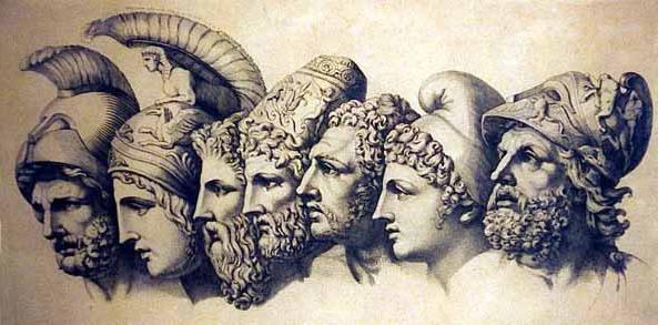 знакомства с мифами древней