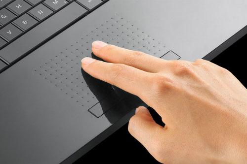 why the laptop mouse doesn't work