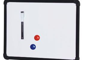 office marker drawing board