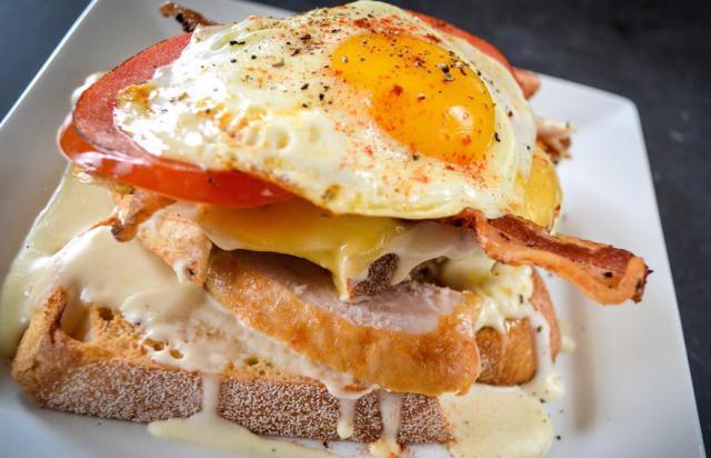 горячие бутерброды в микроволновке как приготовить