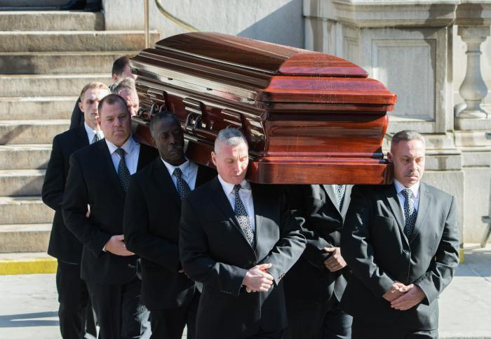 снятся похороны знакомого