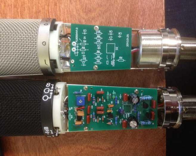 Condenser circuit