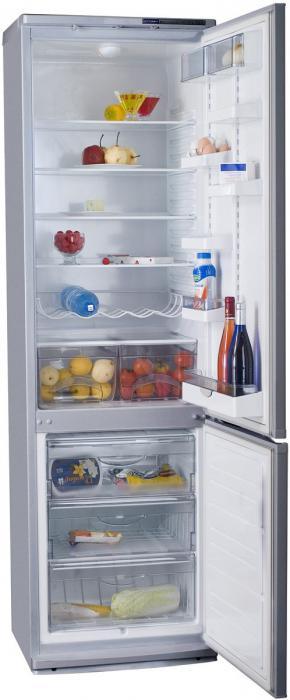 manual fridge Atlas two-chamber