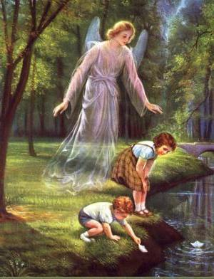 icon intercessor and guardian angel