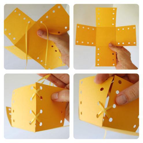 К подарочная коробка своими руками легко фото 912