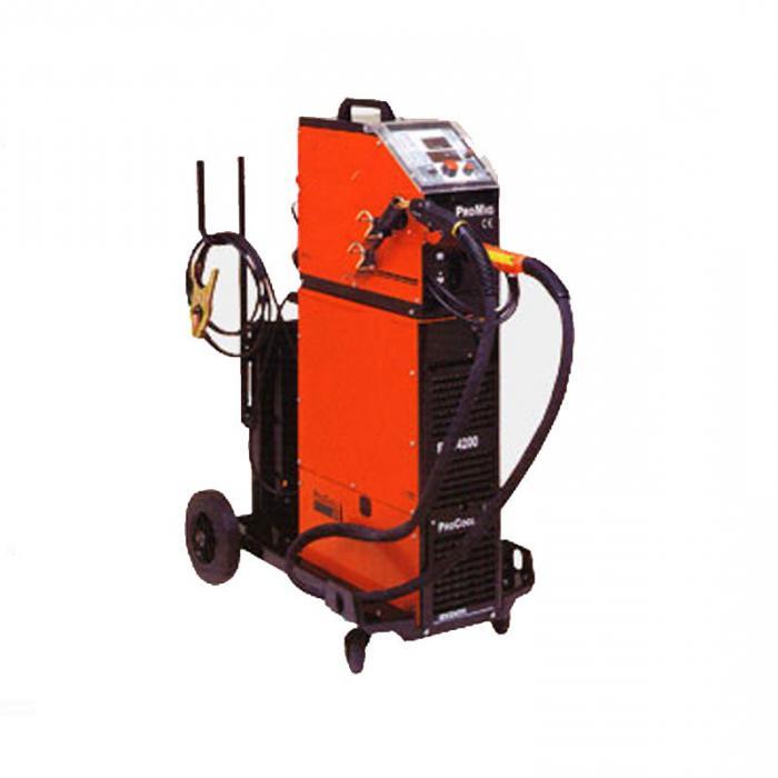 Semiautomatic welding