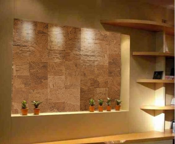 пробковое покрытие для стен цены