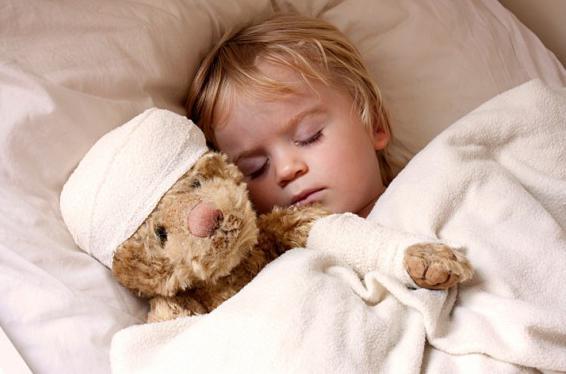 сотрясение головного мозга у детей каковы признаки