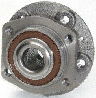 front wheel hub replacement