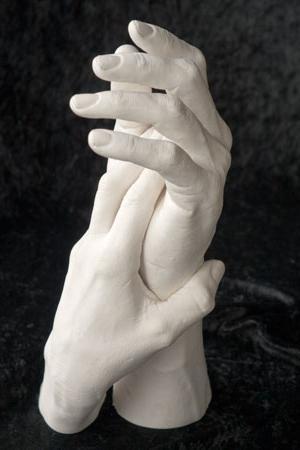 Как сделать гипсовую руку