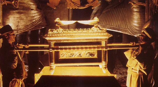 ark of the covenant found