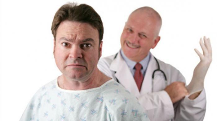При заболевании простаты симптомы и лечение