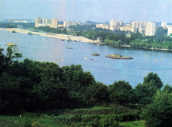 днепр река