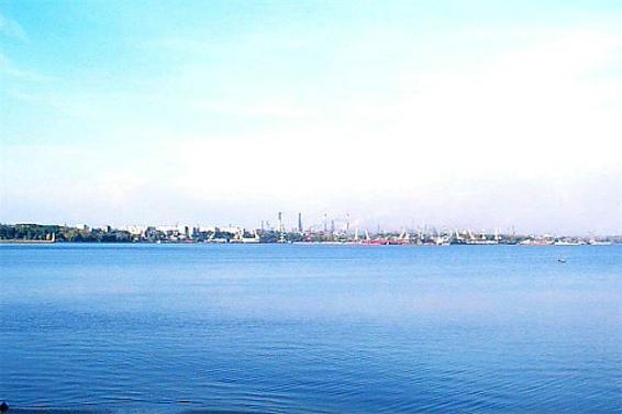 исток реки днепр