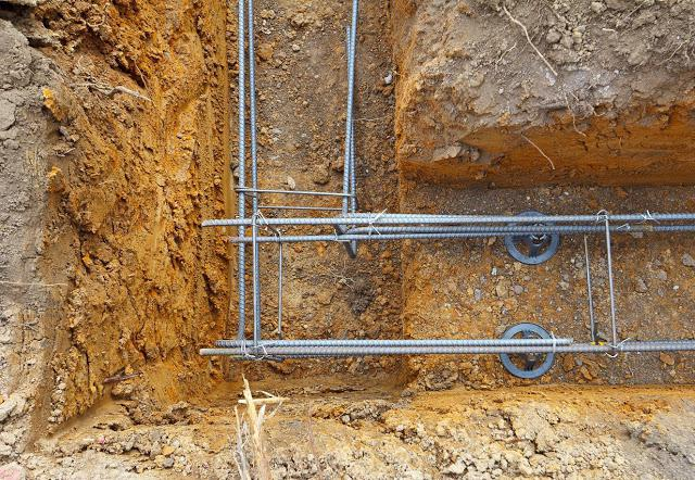 The foundation for the house of aerated concrete how to choose