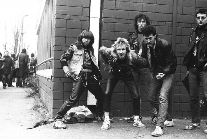 Russian rock bands