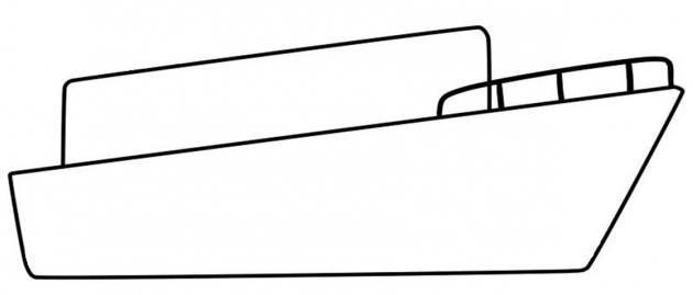 736227 Как нарисовать праздничный Парад военных кораблей на Параде Победы? Как нарисовать военный корабль карандашом и красками для ребенка поэтапно?    Класс Рисуем корабль в рукодельной энциклопедии Pro100hobbi