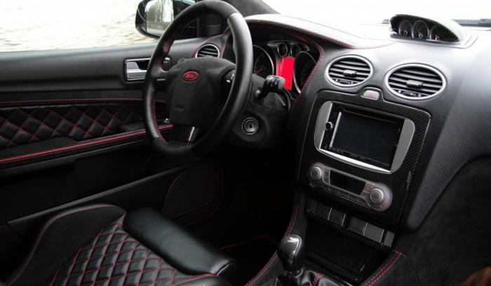 "Тюнинг ""Форд Фокус 2"", характеристики и фото :: SYL.ru"