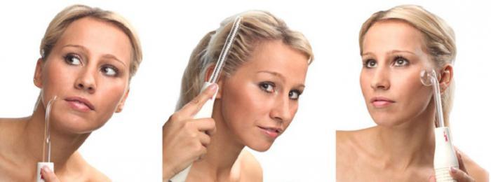 дарсонваль от выпадения волос отзывы