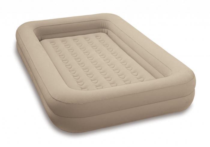 матрас надувной двуспальный